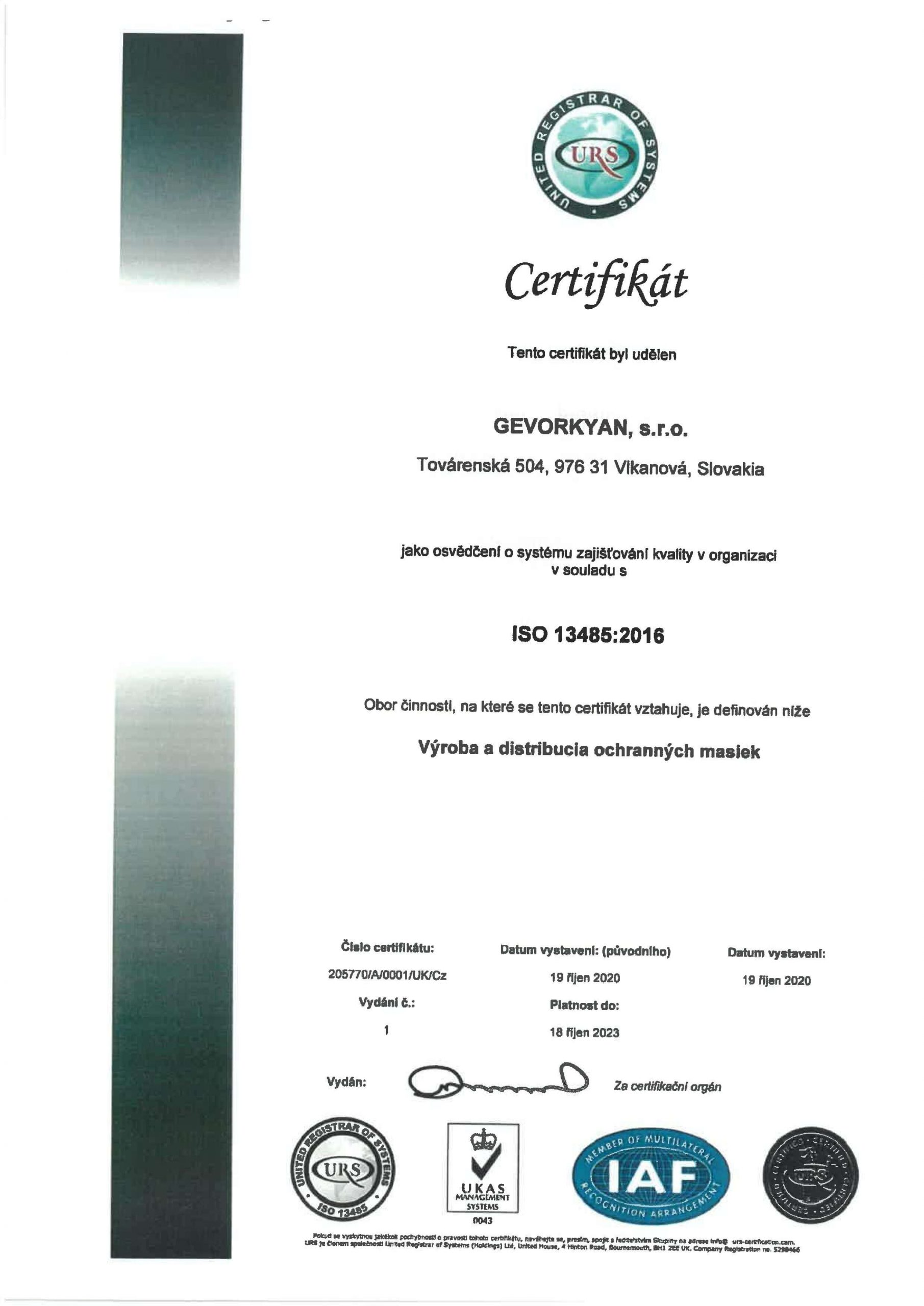 ISO 13485 CZ-page-001